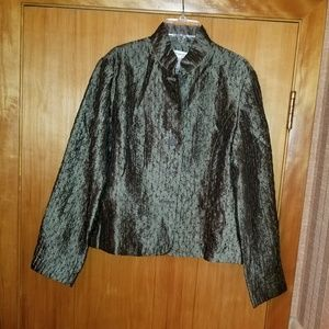 Coldwater Creek blazer jacket vintage